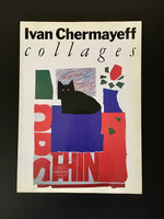 IVAN CHERMAYEFF, Customs Inspector 1982, Serigraph printed in twenty four colors on Arches paper. Signed. Numbered.