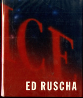 ED RUSCHA Ed Ruscha (Hand Signed and inscribed to former owner of 20th Century Fox) 2000, Hardback illustrated monograph. Hand signed and dedicated by Ed Ruscha to Hollywood mogul Marvin Davis and his wife Barbara