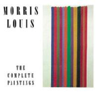 MORRIS LOUIS: THE COMPLETE PAINTINGS CATALOGUE RAISONNE  HCDJ 1st Ed. Tipped-in Plates