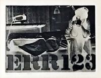 Robert Indiana, ERR (Sheehan 29) , 1963