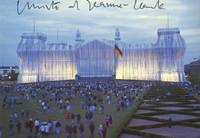 Christo and Jeanne-Claude, Berlin 1995: Der von Christo und Jeanne-Claude verhüllte Reichstag (Hand Signed by Christo and Jeanne-Claude), 1995