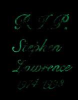 Chris Ofili, R.I.P. Stephen Lawrence 1974 - 1993, 2013