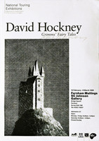 David Hockney, Grimms' Fairy Tales (Hand Signed), 1996