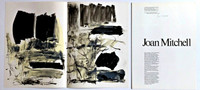 Joan Mitchell, Fresh Air Fund Lithograph (Deluxe Hand Signed Edition), 1972