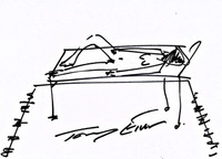 Tracey Emin, Untitled (My Bed), 2018