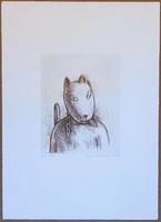 Tom Otterness, Cat, 1997
