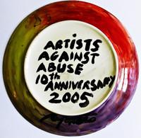 Peter Reginato, Artists Against Abuse 10th Anniversary, 2005