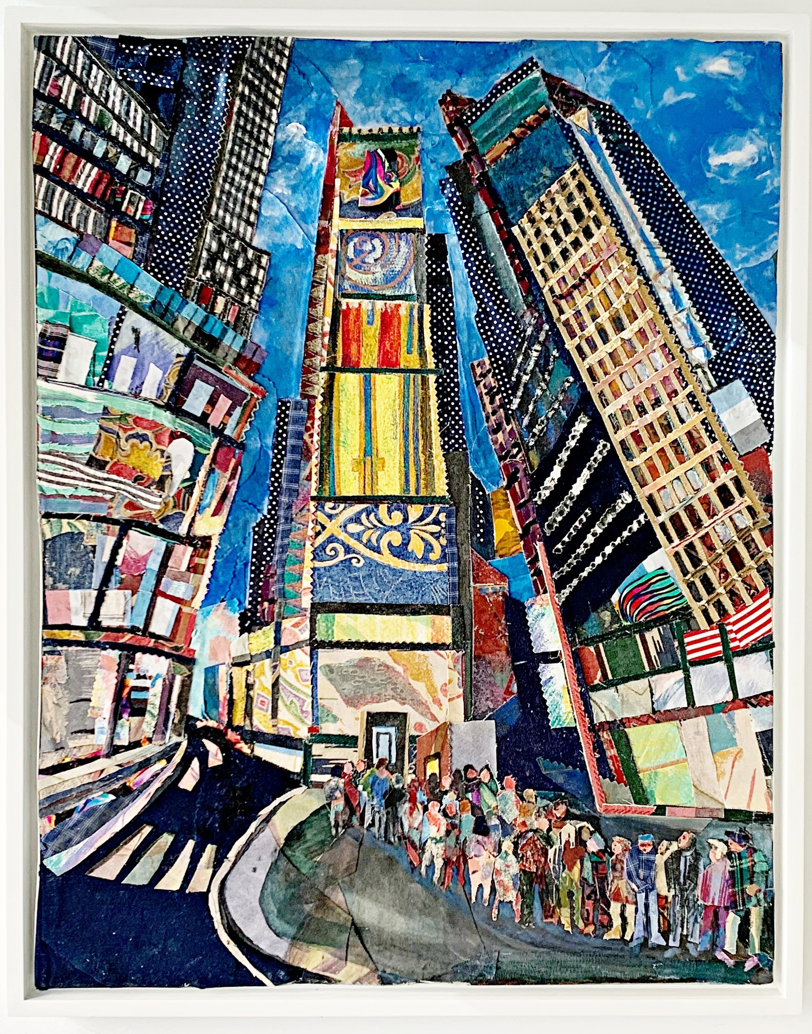 Thelma Appel: Times Square As You've Never Seen It