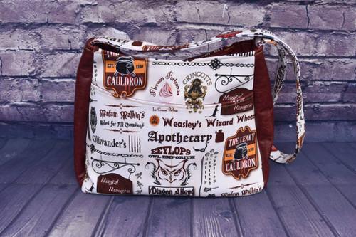 Magical Shops Tote Bag