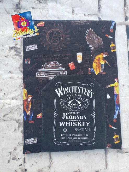 Winchester Whiskey Laptop Case