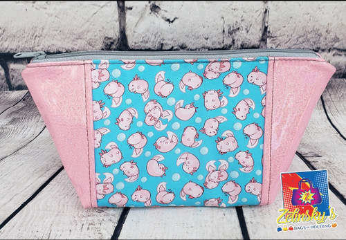 Axies Inspired Beauty Bag