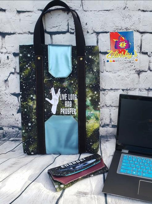 Live Long Laptop Case
