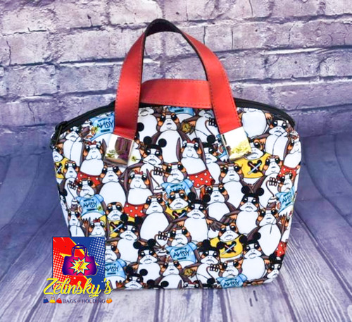 Star Birds Dome Bag