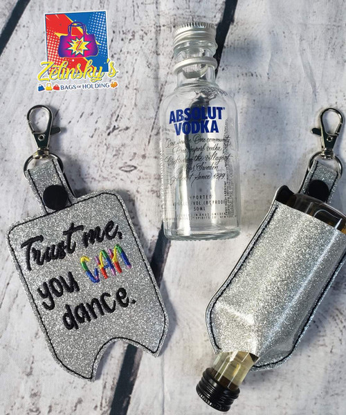 Trust Me Mini Bottle Holder