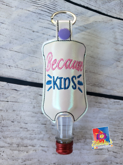 Because Kids Mini Bottle Holder