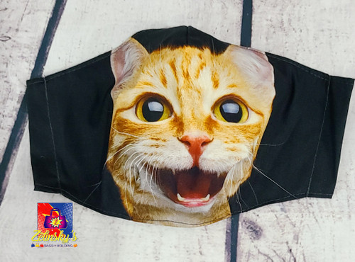 Wild Cat Large Mask