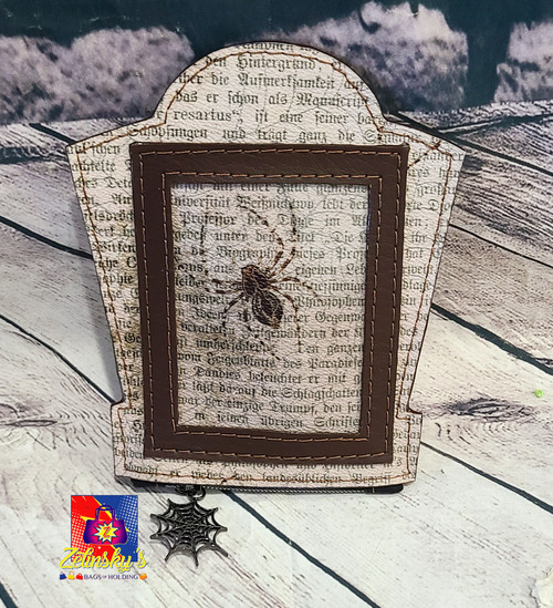Victorian Spiders Mori Wallet
