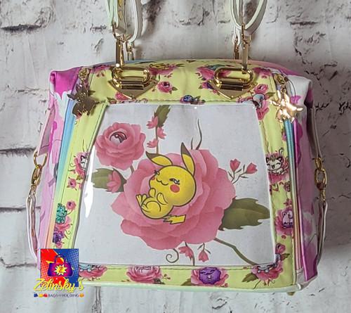 Flower Monsters Pika-boo ITA Convertible Bag