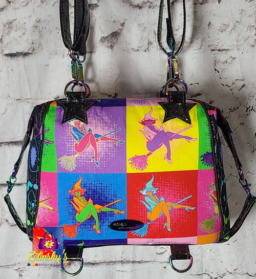 Pop Witch Pika-boo Convertible Bag