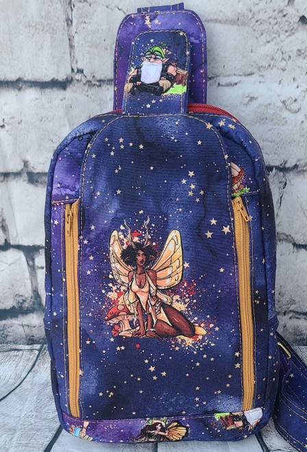 Woodland Fairies Speedwell Sling Backpack