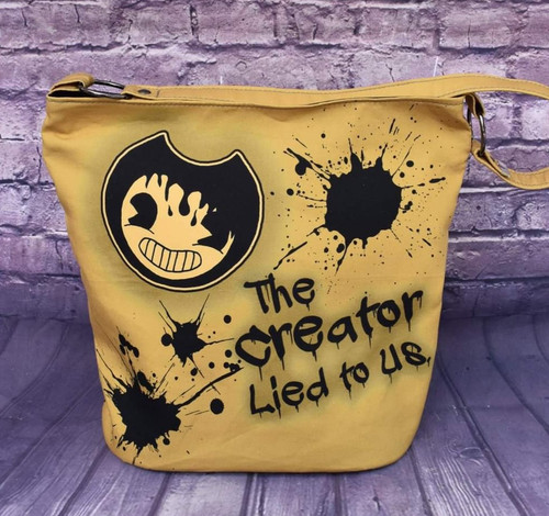 The Creator Lied Bucket Tote