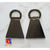 Large Triangle Edge Connectors - pack of 2