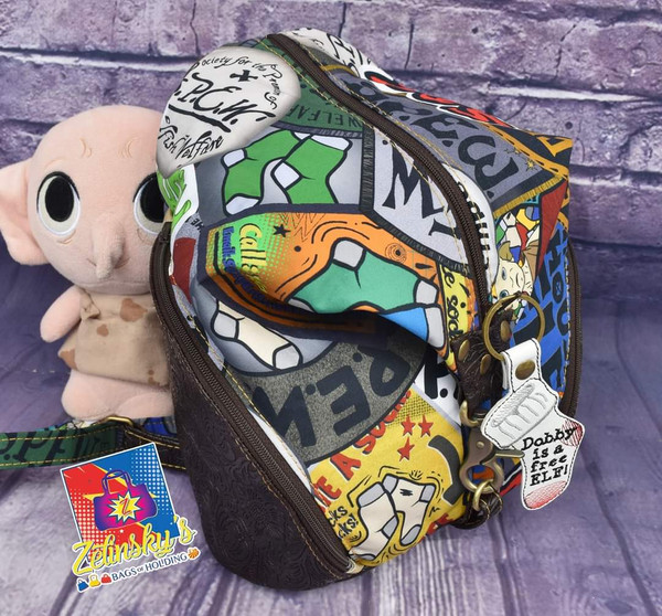 Free Elf Mini Backpack