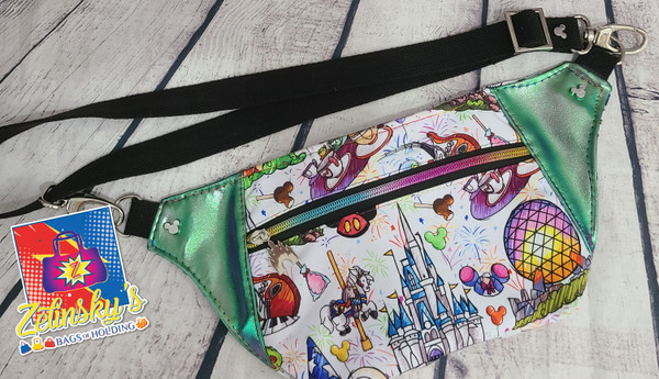 Magical Parks Waist Pack