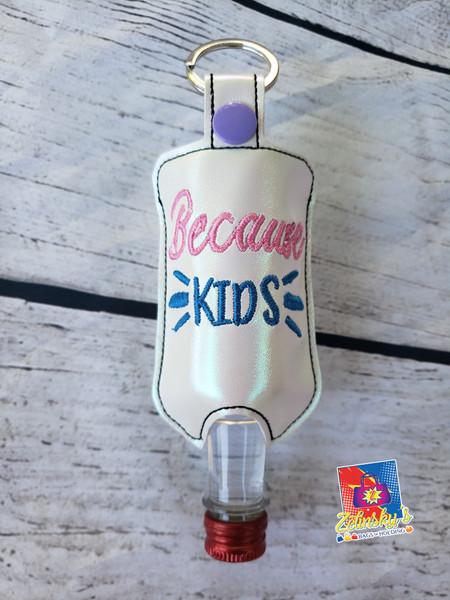 Because Kids Mini Bottle Holder