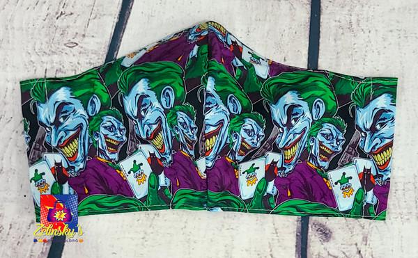 Laughing Clown Large Mask