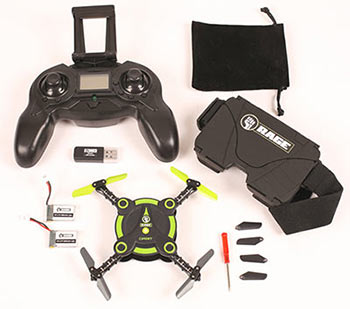 Rage Orbit FPV Pocket Drone
