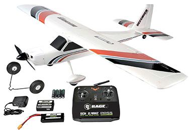 Rage Defender 1100 EP RTF Airplane