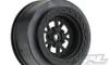 "Pro-Line Pomona Drag Spec 2.2""/3.0"" Black Wheels, 2776-03"