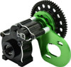 Hot Racing Complete Steel Gear Transmission Gearbox for Axial AX-10/SCX10