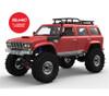 Cross SU4C 1/10 Demon 4x4 Crawler Kit w/Full Hard SUV Body and CNC Rims
