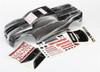 Traxxas ProGraphixs Body for E-Maxx Brushless Edition