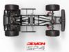 Cross SP4C 1/10 Demon 4x4 Crawler Kit w/Full Hard Body, Full Metal, and CNC Rims