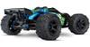 Traxxas E-Revo 2.0 Brushless Next Gen Monster Truck - Green, 86086-4