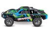 Traxxas Slash 4X4 Ultimate Edition with LCG and TSM - GREEN, 68077-4