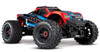 Traxxas Maxx 4S RTR 4x4 Monster Truck with TSM - Red X Body, 89076-4