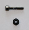 DHK Layshaft for Spur Gear with 2x10mm Pin for Crosse/Wolf 2, 8136-201T