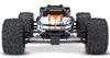 Traxxas E-Revo 2.0 Brushless Next Gen Monster Truck - Orange, 86086-4