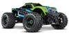 Traxxas Maxx 4S RTR 4x4 Monster Truck with TSM - Green, 89076-4
