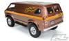 Pro-Line 70s Rock Van Clear Body for 313mm Wheelbase Crawlers, 3552-00