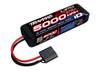 Traxxas 5000mAh 7.4V 25C Short LiPo Battery w/iD Connector, 2842X