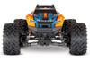 Traxxas Maxx 4S RTR 4x4 Monster Truck with TSM - Orange, 89076-4