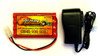 Tyco 9.6V Ni-Cd Battery Pack and Charger Substitution