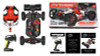 Team Corally 1/8 Python XP 2021 V2 4WD RTR 6S Brushless Buggy, C-00182