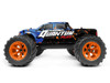 Maverick Quantum MT Flux 80A Brushless 1/10 4WD Monster Truck RTR - Blue, 150202