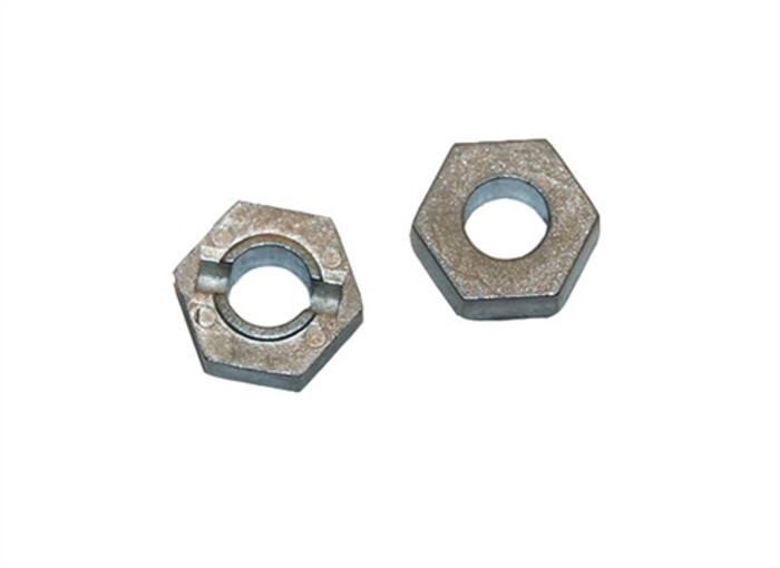 DHK 12mm Hex Adapter (2) for the Wolf and Raz-R, 8131-708